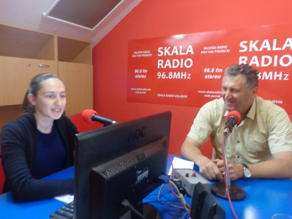 Gost u studiju –  izvršni direktor za tehnička pitanja u RiTE Ugljevik, Dragan Miljanović