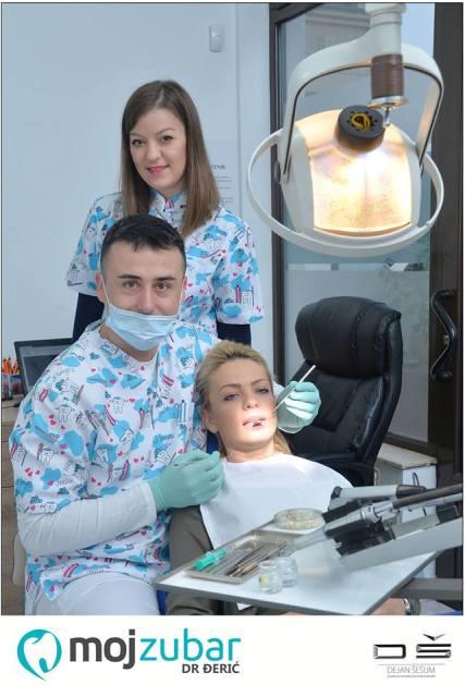 """STOMATOLOŠKA ORDINACIJA """" MOJ ZUBAR DR ĐERIĆ""""  BIJELJINA"""
